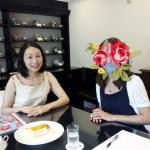 第8回士業妻カフェ✿家族経営女子のお茶会開催レポート