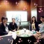 【士業妻カフェ】春のお茶会を開催しました